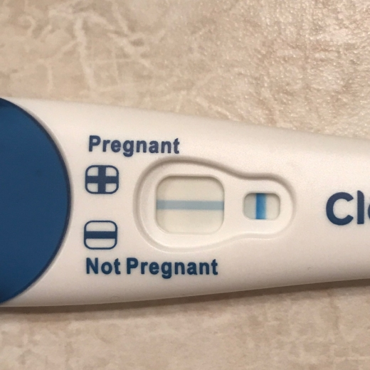Clear Blue Positive Pregnancy Test Pregnancy Test Work