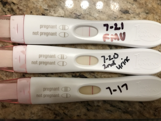 First Response Early Pregnancy Test (Gallery #5205) | WhenMyBaby