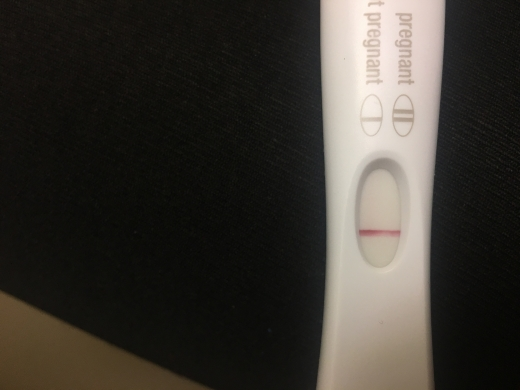 First Response Rapid Pregnancy Test, 8 DPO
