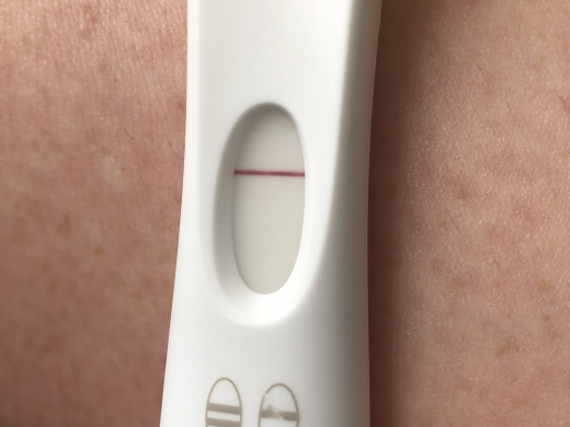 First Response Early Pregnancy Test, 7 DPO, FMU, CD 23