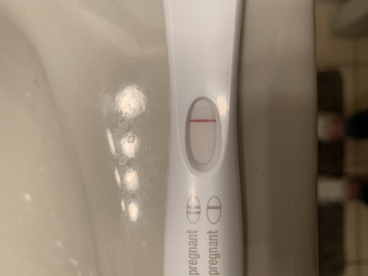 First Response Early Pregnancy Test, 6 DPO