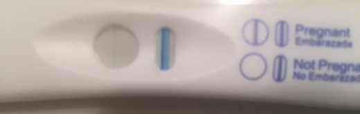 CVS Early Result Pregnancy Test, 7 DPO, FMU