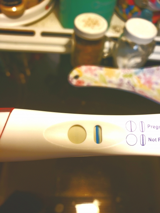 Equate Pregnancy Test, FMU