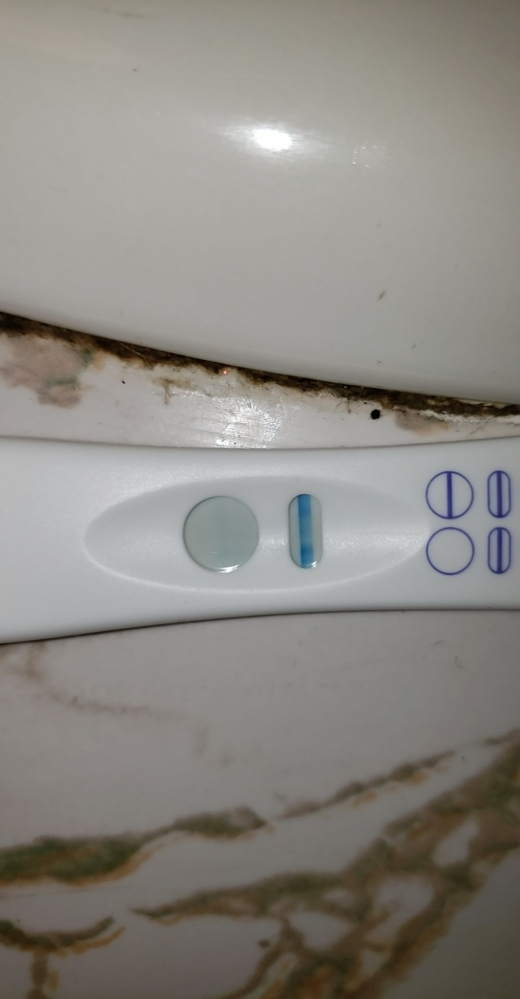 CVS Early Result Pregnancy Test, 15 DPO