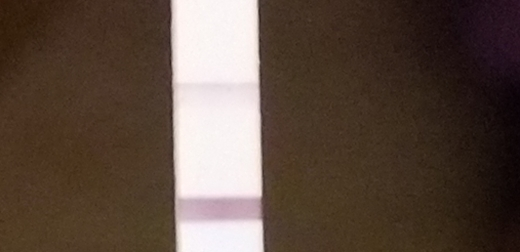 Generic Pregnancy Test, 9 DPO