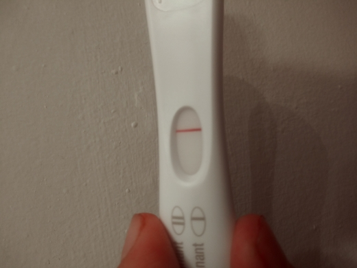 First Response Early Pregnancy Test, 11 DPO