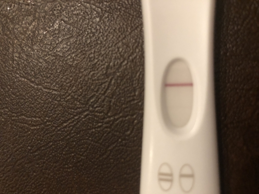 First Response Early Pregnancy Test, 7 DPO, CD 19