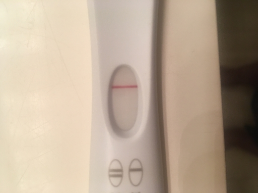 First Response Rapid Pregnancy Test