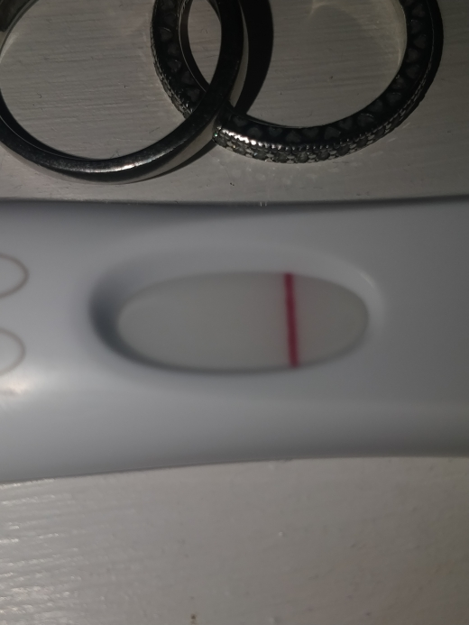 First Signal One Step Pregnancy Test, 12 DPO, CD 31