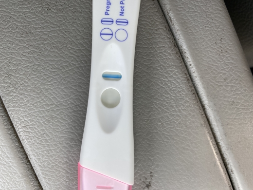 CVS Early Result Pregnancy Test, 14 DPO, CD 27