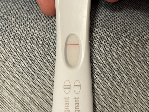 First Response Early Pregnancy Test, CD 32