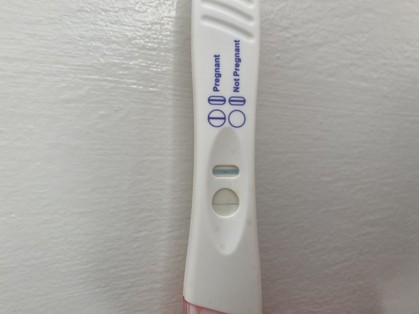 CVS Early Result Pregnancy Test