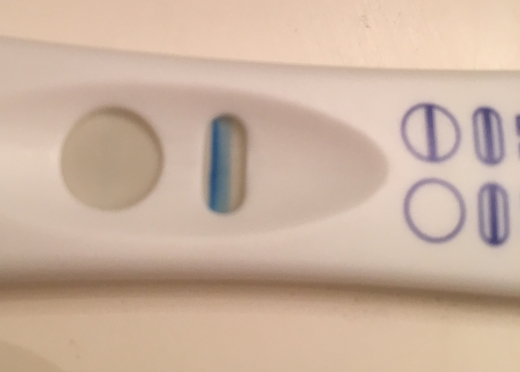 CVS Early Result Pregnancy Test (Gallery #2361) | WhenMyBaby